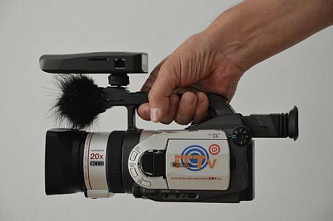 fot. Multimedialna  interaktywna rewolucja... z powietrza